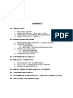 EMS Memoria Descriptiva - ACPB Arequioa - Calle Loreto Nº 410, Urb. Umacollo, Arequipa