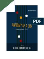Volume 5 - George Benson Modal