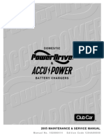 Club Car Chargers Manual