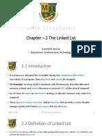 02. the Linked Lists