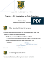 01. Introduction to Data Structures