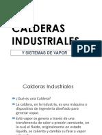 1. Calderas