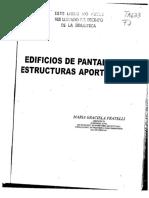 7. Maria Fratelli Edificios de Pantallas y Estructuras Aporticadas