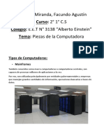 Facundo Miranda - Miranda 2°1° C.S Piezas de la Computadora.