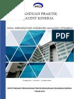 Panduan Praktik Audit Kinerja