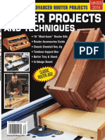 ROUTER PROJECTS AND TECHNIQUES