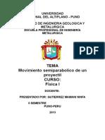 Caratula de Geologia