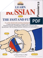 Thomas R. Beyer-Learn Russian the Fast and Fun Way