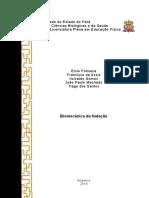 Biomecanica Da Natação
