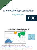 Knowledge Representation - Propositional Logic.pdf