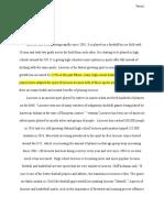 jaime villa - research paper rough draft