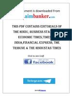 All Eng Editorials Dec 06,2107(Aimbanker)