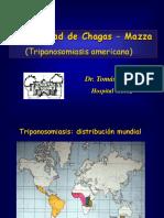 Enfermedad de Chagas Mazza--Dr. ORDUNA.ppt