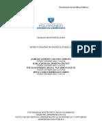 Documento de Investigación Políticas Públicas