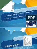 Orificios Tubos Toberas y Vertederos. Instrumentación de Medida de Caudales en Flujo Libre y en Nivel