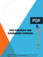 Global Condensed Catalog Pcp Product Line