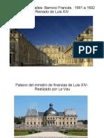 Versalles Octu Bre