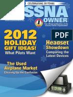 Cessna Owner Dec 2012