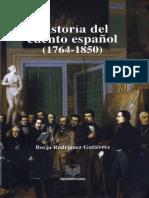 Historia del cuento español