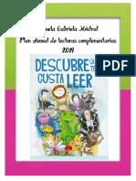 Plan Anual de Lecturas Complementarias 2019