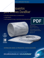 BUJES DURA BLUE CATALOGO