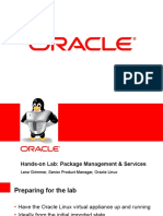 Hands-On Lab - Oracle Linux Package Management_13557883724128754