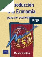 LIBRO Introducción a La Economía para no Economistas