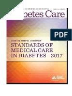 guia diabetes 2017