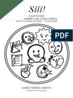 Canciones Sííí! cuaderno 1 - didáctico y voz actual.pdf