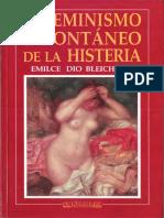 Dio Bleichmar, Emilce - El feminismo espontáneo de la histeria.pdf