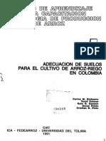 ADECUACION DE SUELOS PARA EL CULTIVO DE ARROZ.pdf
