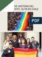 Breve Historia Del Movimiento Gltb en Chile