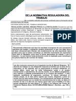 Lectura 2 - Historia de La Normativa Reguladora Del Trabajo