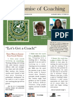 NESA the Promise of Coaching Handout
