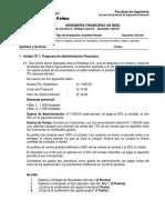 IE Examen Parcial 2018-II - ID 0805