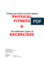 The 5 Components of Physical Fitness Are Often Used in Our School Systems