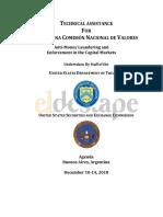 Argentina Agenda Nov26 2018