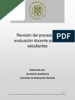 Evaluación Docente Ude Colima (Mex.)