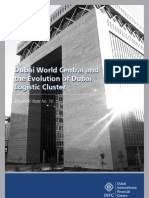 DIFC - Dubai World Central and the Evolution of Dubai Logistic Cluster
