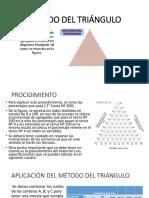 Metodo Del Triángulo