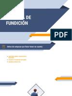 PRESENTACIÓN SOBRE FUNDICIÓN MINA EL TENIENTE, CHILE