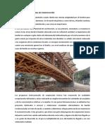 El Bambú Como Material de Construcción