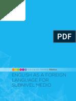 Curiculo de Inglés- Subnivel Medio.