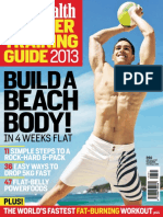 Mens Health Summer Training Guide Issue 2013 Preview