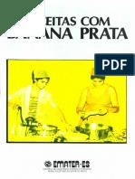 Receitas Com Banana Prata - Copia