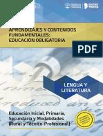 Fundamentales Lengua y Literatura