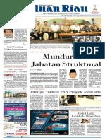 Haluan Riau, Selasa 16 Oktober 2018