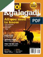 Go-Kgalagadi 2013 Preview