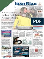 Haluan Riau, Rabu 17 Oktober 2018