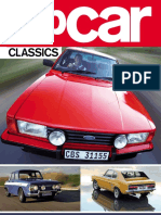 TopCars SA Classic Performance Cars Issue 2015 Preview
